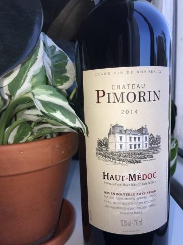 Bordeaux: Chateau Pimorin