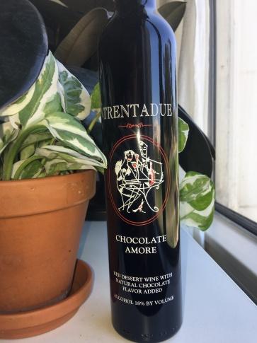 Dessert: Trentadue Chocolate Amore